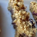 blueberry peanut butter breakfast bars