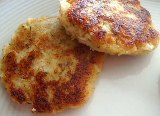 Awesome Crab Cakes