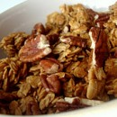 peanut butter granola-2