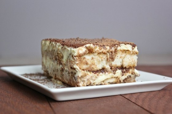 Recipe for Tiramisu from Bake Your Day