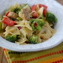 spicy-three-pepper-pasta-chicken-sausage-broccoli-3