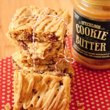 Oatmeal Cookie Butter Bars