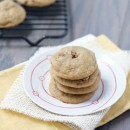 Brown Sugar Cookies with Maple & Pecan | Bake Your Day