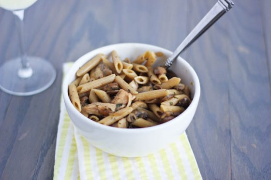 Quick Chicken Marsala | Bake Your Day