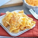Creamy Sriracha Pasta Bake | Bake Your Day