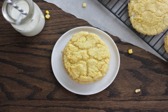 Milk Bar Corn Cookies