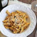 Creamy Pumpkin Pasta