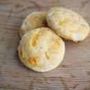 Sriracha Cheddar Biscuits | Bake Your Day