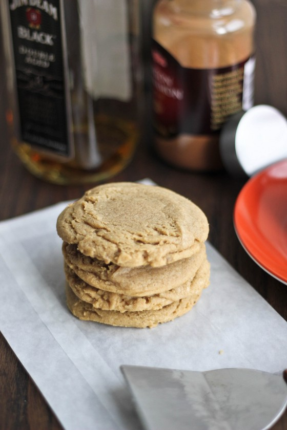 Brown Butter Bourbon Spice Cookies | Bake Your Day