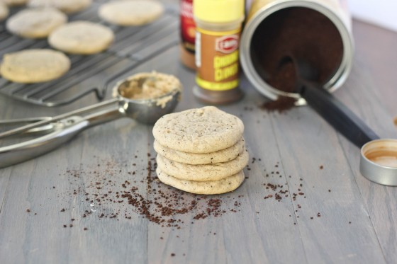 Cinnamon Clove Coffee Cookies from Bake Your Day inkatrinaskitchen.com #BringtheCOOKIES