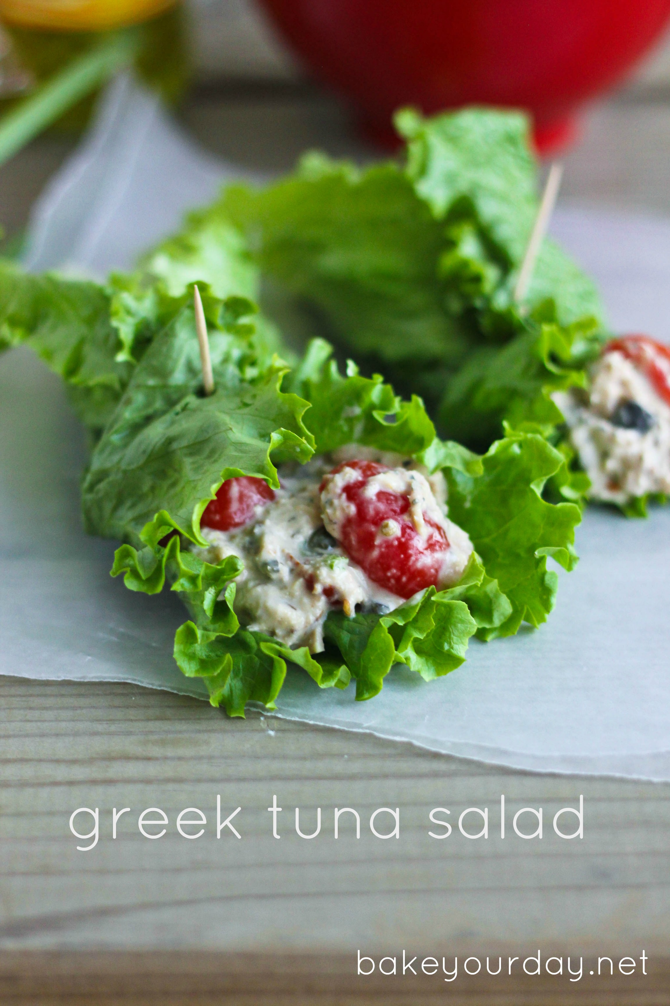 ... lettuce wraps tuna salad lettuce wraps with capers and tomatoes