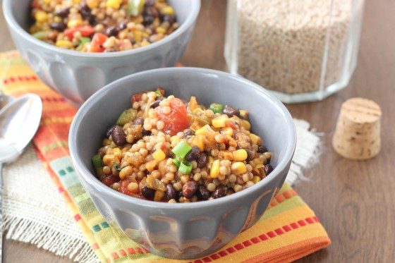 Tex-Mex Couscous Salad