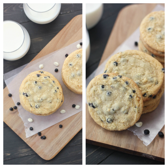 ... check out the other MBM ladies' Blueberry and Cream Cookies posts