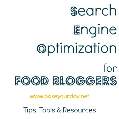SEO for Food Bloggers - Tips & Tools
