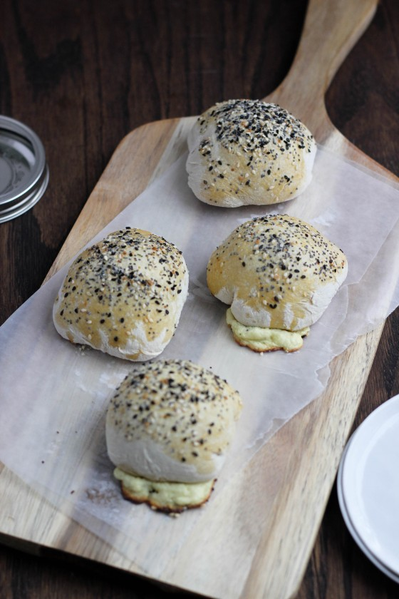 milk bar bagel bombs