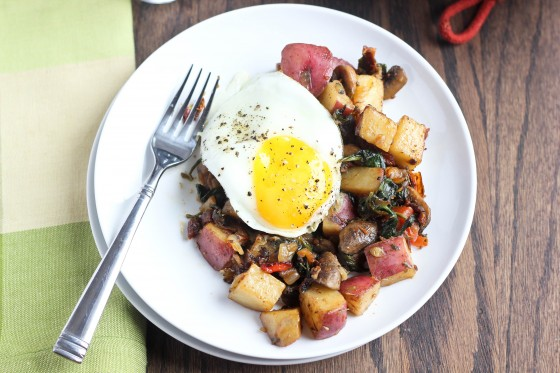 Red Potato Hash | Bake Your Day