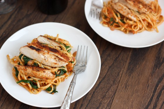 chicken sun dried tomato pesto recipe
