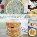 25 Favorite Copycat Recipes | bakeyourday.net