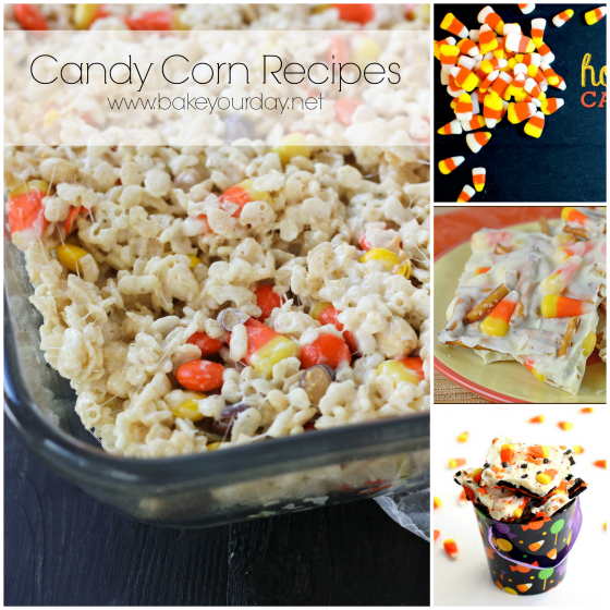 Candy Corn Recipe Roundup