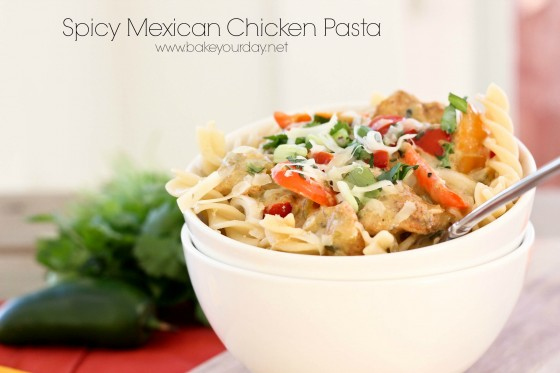 pasta bake meat free mexican chicken pasta bake recipe quorn your ...
