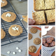 18 Recipes for Holiday Baking from www.bakeyourday.net