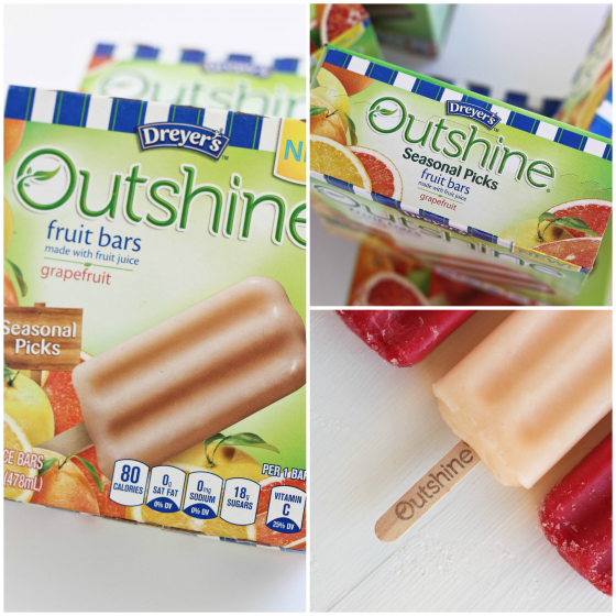 outshine fruit bars is cucumber a fruit