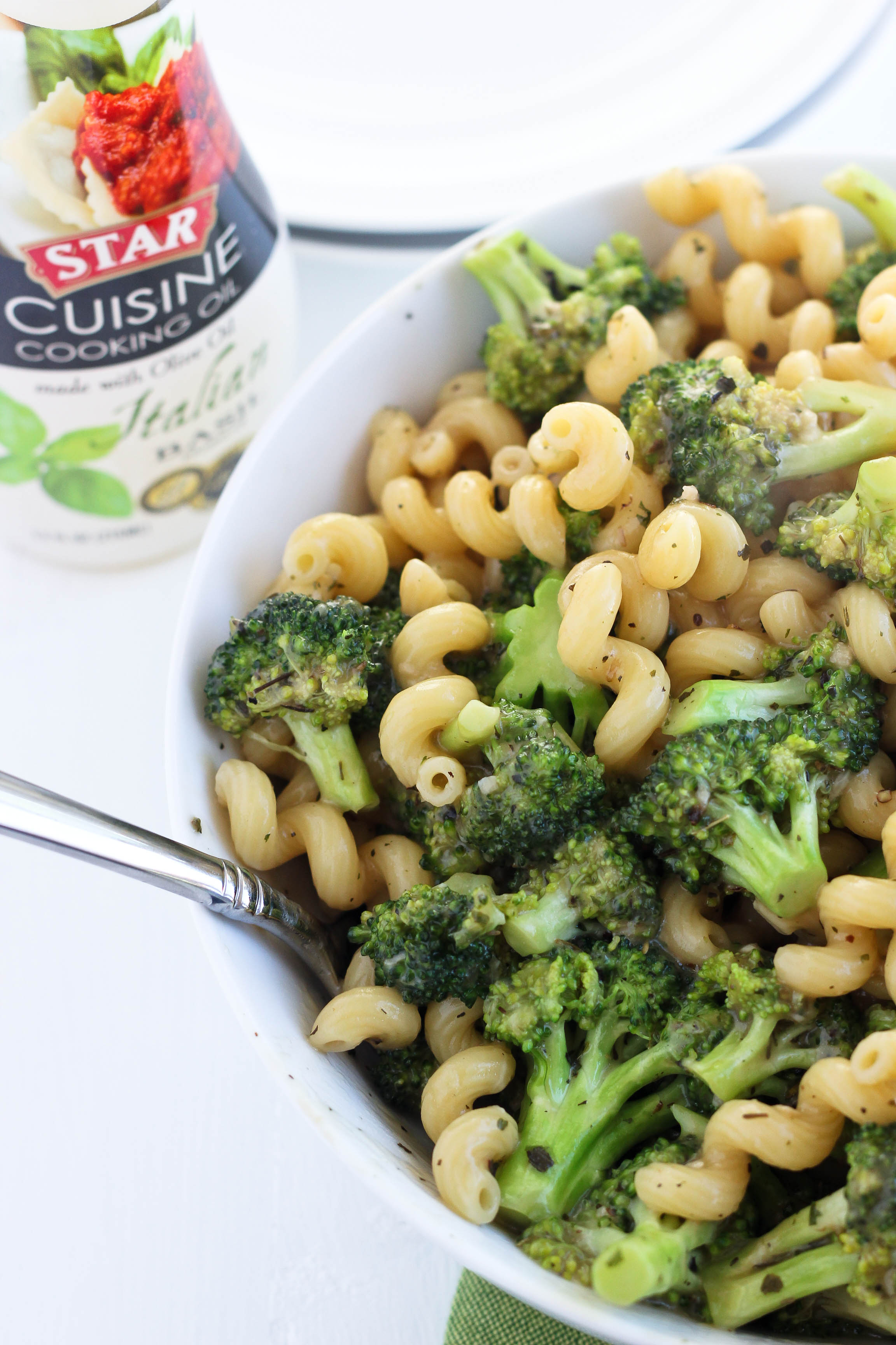 Garlic Herb Pasta With Broccoli Bake Your Day