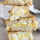 Truffle Fry Grilled Cheese with Havarti