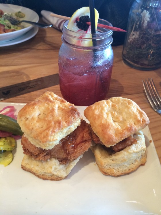 Yardbird Chicken & Biscuits