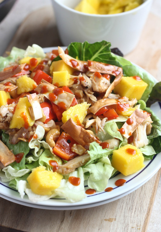 Cashew Chicken Salad Recipe Food Network