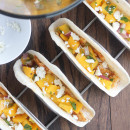 Chili-Lime Fish Tacos with Mango Salsa