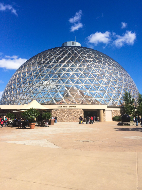 Henry Doorly Zoo Desert Dome