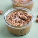 Sea Salted Almond Butter | bakeyourday.net