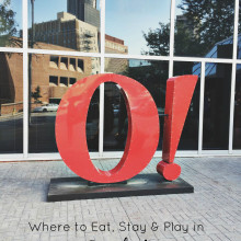 Where to eat, stay & play in Omaha, NE